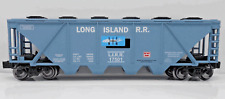 RMT/READY MADE TRAINS 4-BAY COVERED HOPPER LONG ISLAND RAILROAD O GAUGE