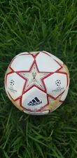 adidas UEFA Champions League 2010 Finale Final Madrid Official Match Ball OMB