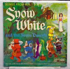 Songs from Snow White, Walt Disney - 1966 vinyl LP  MFP 1110