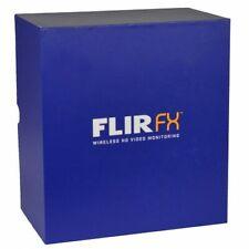 Flir FX FXV101-W 1080p Wireless Outdoor IP Security Camera Speaker Microphone