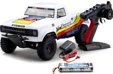 (fr)kyosho Monster Truck 1 10 2wd ReadySet Orange - Kt-232p 34403t2 (m089)