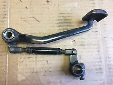 OEM foot brake pedal assembly from 83 Yamaha XJ750M MIDNIGHT MAXIM motorcycle
