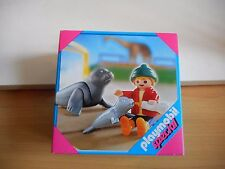 Playmobil Special Child with Seals in Box (Playmobil nr: 4660)