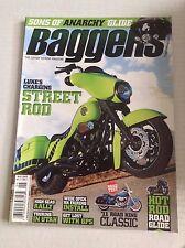 Baggers Magazine Luke's Charging Street Rod May 2011 032517NONRH