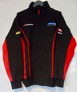 OFFICIAL 2016 Greaves Motorsport Team Clothing Track Top Jacket MENS