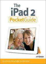 """""""AS NEW"""" The iPad 2 Pocket Guide, Carlson, Jeff, Book"""