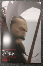 Klaus and the Crisis in Xmasville #1 Frank Quitely Variant