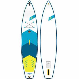 JP Australia CruisAir LE 11'6'' SUP Touring Stand Up Paddle Board ISUP Tour Blau