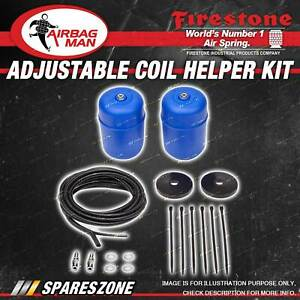 Airbag Man Air Suspension Coil Springs Helper Kit Rear for NISSAN PATHFINDER R50