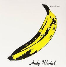 VELVET UNDERGROUND & NICO Andy Warhol 180gm Vinyl LP Peelable Banana NEW SEALED