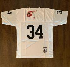 Bo Jackson Oakland Raiders Throwback Mens Jersey Size 50 Free Ship (A7)