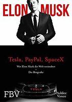 Elon Musk: Wie Elon Musk die Welt verändert - Die Biogra... | Buch | Zustand gut