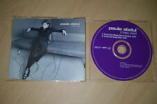Paula Abdul - Crazy cool. 2 tracks. CD-Maxi