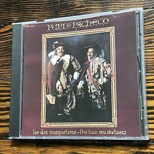 Pupi & Pacheco / Los Dos Mosqueteros (The Two Muskateers) (Vaya VS 63) - Pupi ..