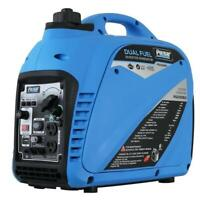 Pulsar 2200 Watt Parallel Ready Portable Dual Fuel Inverter Generator PG2200BiS