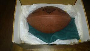 Upper Deck Authenticated Joe Montana Autographed Football