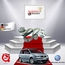 KIT DISTRIBUZIONE + POMPA VW TOURAN 1.9 TDI 77KW 105KW DAL 2009 ->10  FP44458V-2