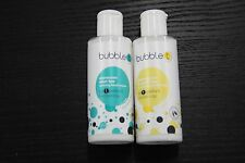 Antioxidant Hand Cream Duo Pack Travel Size Mint and Lemongrass by Bubble T