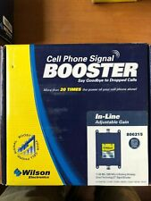 Wilson Electronics 806215 In-Line Adjustable Gain Booster