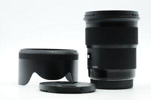 Sigma AF 50mm f1.4 DG HSM Art Lens Canon EF #837