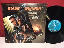 NM original LP: Blade Runner Soundtrack New American Orchestra Full Moon 1-23748