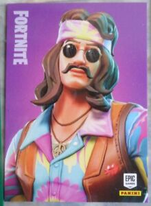 Trading Cards FORTNITE Serie 1: FAR OUT MAN # 211, Epic Outfit