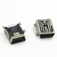 20Stk. Neu Mini USB  5 pin 5-Pin Female Socket Connector