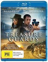 Treasure Guards (Blu-ray) NEW/SEALED [Region B]