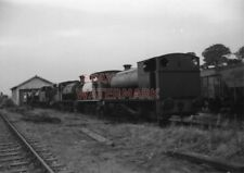 PHOTO  INDUSTRIAL LOCOMOTIVES AT EMBSAY 22/9/78