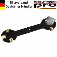 Nozzle Düsen Heizblock Schlüssel MK8 MK10 V6 - 5 in 1 Werkzeug 3D-Drucker Hotend