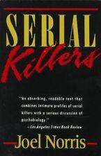 Serial Killers by Joel Norris (Paperback)