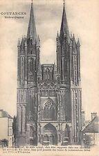 B5560 La Base normandia Coutances Notre Dame