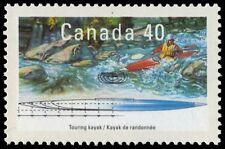 "CANADA 1318 - Pleasure Boats ""Touring Kayak"" (pa48344)"