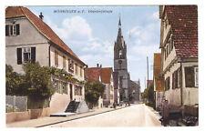 AK Stuttgart / Möhringen auf den Fildern --Oberdorfstrasse--