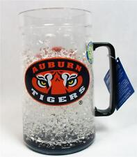Auburn University Tigers 38 oz Monster Crystal Freezer Mug Ncaa Ice Cold Cup A11