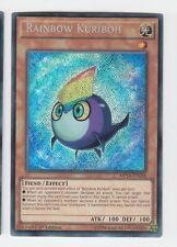 YU-GI-OH Rainbow Kuriboh Secret Rare MP14-EN188 englisch Regenbogen Kuriboh