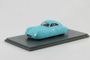Porsche Type 64 #7 Otto Mathe Salzburg Liefering 1952 - 1:43 Bizarre