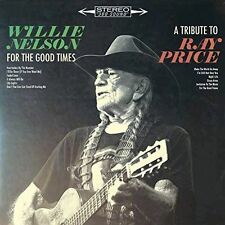 For the Good Times: A Tribute to Ray Price [LP] by Willie Nelson (Vinyl,...