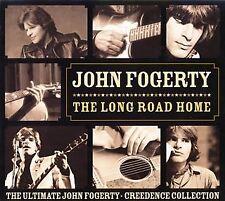 JOHN FOGERTY      -      THE LONG ROAD HOME         -    NEW CD