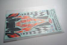 1 New Tamiya DF-02 Plasma Edge Sticker Sheet 9495523 Part from Kit 38399