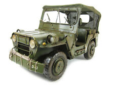 WILLYS JEEP tin toy tinplate car blechmodell auto voiture tole latta