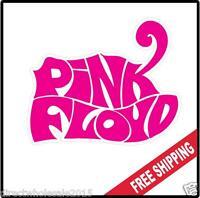 Pink Floyd Vinyl Wall logo Decal Sticker Rock Various Sizes