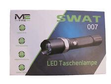 Gro�Ÿpackung Swat LED Cree Polizei Taschenlampe + 8800mAh Akku + USB Ladekabel