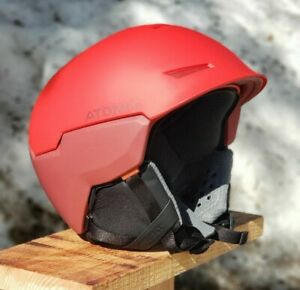 Atomic Revent+ Amid Ski Helmet, Red, Large