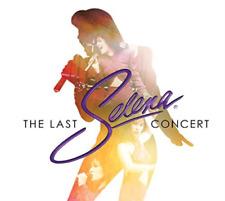 The Last Concert [Slipcase] by Selena (CD, Jun-2017, 2 Discs, Universal Music)