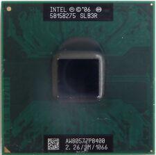 Cpu Processore Intel Core Duo 2 P8400 2.26/3M/1066 SLB3R per notebook ASUS X50SR