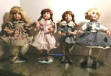 Four Boyds Collection My Best Friend Dolls Lot