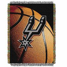 "San Antonio Spurs ""Photo Real"" Tapestry Throw (48x60) Official NBA"
