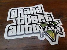 $$$$$$ GRAND THEFT AUTO V / 5 STICKER $$$$$$ ROCKSTAR GAMES $$$$$$