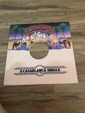 Meco Themes From Superman Lp Casablanca Stereo 20149 Limited Single